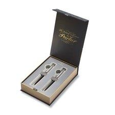 Parker Royal Jotter Bond Street Black CT - sada kuličková a mechanická tužka