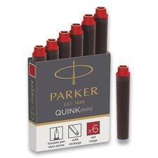 Parker Inkoustové mini bombičky červené