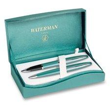 Waterman Carene Lagoon sada plnicí pero a kuličková tužka