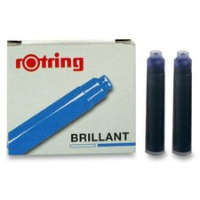 Rotring Inkoustové bombičky  Brillant modré