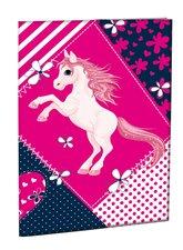 Stil Desky na abecedu Pony
