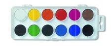 Barvy vodové průměr barvy 22,5mm 12 barev