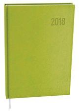 Denní diář 2018 - Adam - Vivella - B6, zelený