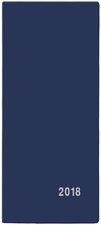 Měsíční diář 2018 - Božka - PVC - modrý
