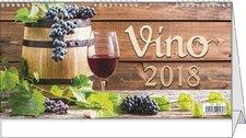 Stolní kalendář 2018 - Víno