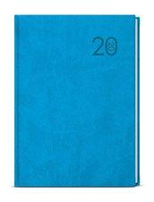 Denní Diář 2020 - David - Vivella plus - A5, světle modrý