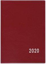 Měsíční diář 2020 - Anežka - V1 - PVC, bordó