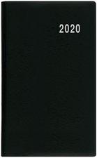 Měsíční diář 2020 - Marika - V1 - PVC, černý