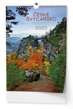 Nástěnný kalendář 2019 - České Švýcarsko - A3