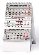 Stolní kalendář 2020 - Mini  tříměsíční