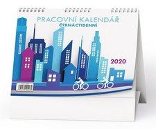 Stolní kalendář 2019 - Pracovní kalendář Čtrnáctidenní