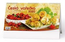 Stolní kalendář 2019 - Česká vařečka