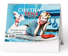 Stolní kalendář 2019 - Chytrá žena