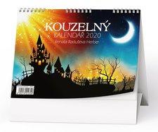 Stolní kalendář 2020 - Kouzelný kalendář-  Renaty Herber