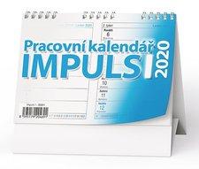 Stolní kalendář 2019 - Pracovní kalendář Impuls I.