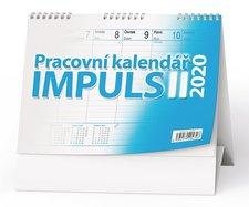 Stolní kalendář 2019 - Pracovní kalendář Impuls II.