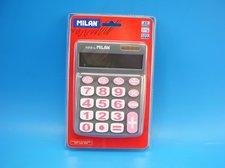 Kalkulačka MILAN šedá