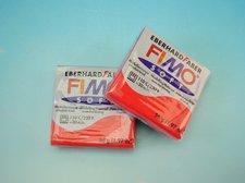 FIMO soft 56 g č. 24 červená indická modelovací hmota