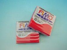 FIMO soft 56 g č. 26 červená třešeň modelovací hmota