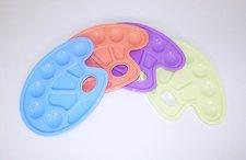 Paleta na 6 barev školní / MIX barev