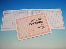 Daňová evidence pro neplátce DPH