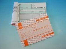 Příjmový pokladní doklad A6 NCR