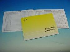 Provozní deník plynové kotelny A4