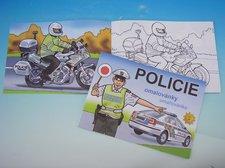 Omalovánka POLICIE A5