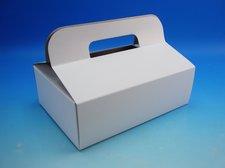 Odnosová krabice s uchem 23 x 16 x 7,5 cm