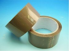 Lepící páska 48mm x 66m hnědá 1310520
