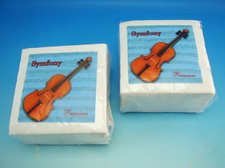 Ubrousky Symfony extra Premium, bílé