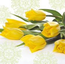 Ubrousky SDL290000 Žluté tulipány