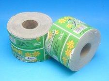 Toaletní papír FLOWERS Maxi 600 útržků