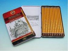 Tužky umělecké - sada 1502/II