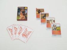 Karty  PLEMENA PSŮ kvarteto
