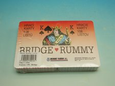 Karty Rummy 150 - Bridge