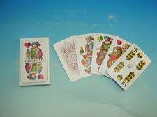 Karty Mariáš dvouhlavý