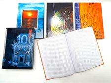 Kniha záznamní A5 čtvereček 200l /CL 55205/