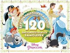 Jiri Models Bav se a nalepuj zas a znovu Disney Princezny