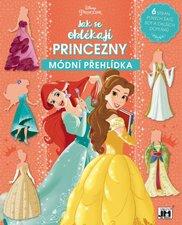 Jiri Models Jak se oblékají princezny Modní přehlídka