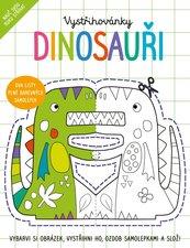 Dinosauři vystřihovánky