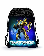 Karton P+P Sáček na cvičky Transformers