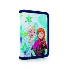 Karton P+P Penál 1patrový s chlopní naplněný Frozen