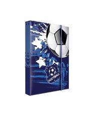 Heft box A4  Premium fotbal