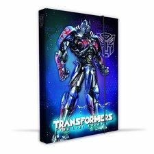 Karton P+P Heft box A5 Transformers