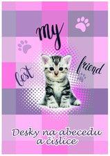 Karton P+P Desky COMBI Junior kočka
