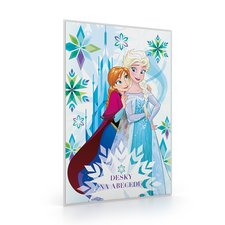 Karton P+P Desky na ABC Frozen