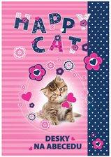 Karton P+P Desky na abecedu Kočka