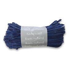 Dárkový provázek Clairefontaine 50 g - modrý