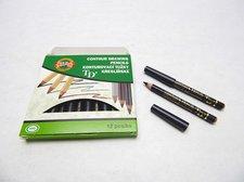 Tužka 3221 konturovací kreslířská černá